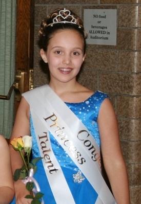 Miss Hillsdale Pre-Teen 2008